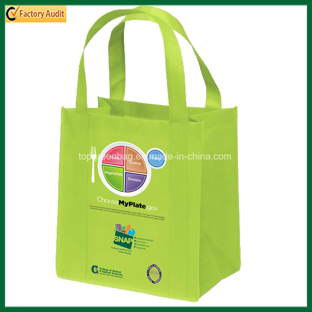 Custom Made Promotional Tote Bag for Shopping