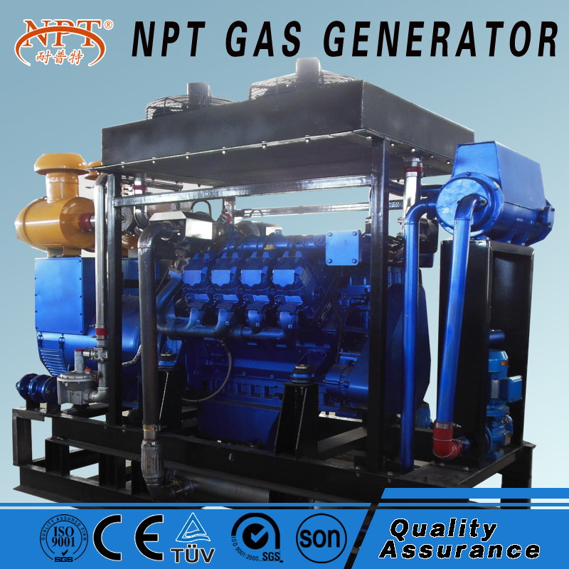 200kw gas generator with CE certificate