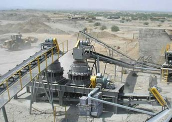 Crushing Plant Crusher Machines Mineral Stone Rock Aggregate Production Line