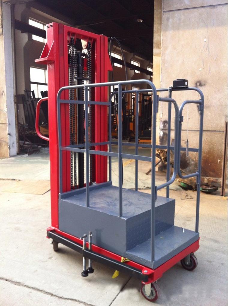 AMWP752000 Single Person Hydraulic Lift Platform