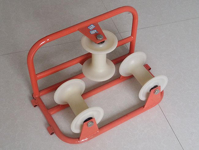 Cable Truning Angle Pulley Cable Laying Tools