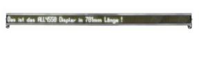 ALLNET ALL4550 PoE LEDDisplay L3 781mm AT 30W