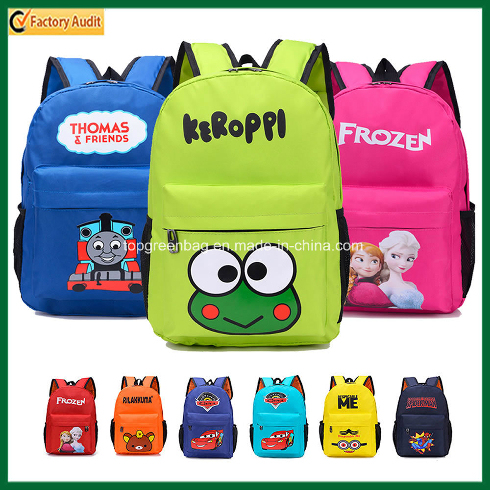 Custom Popular Fashion Trendy Pratical School Bag Kid Child Backpack Chidren satchel