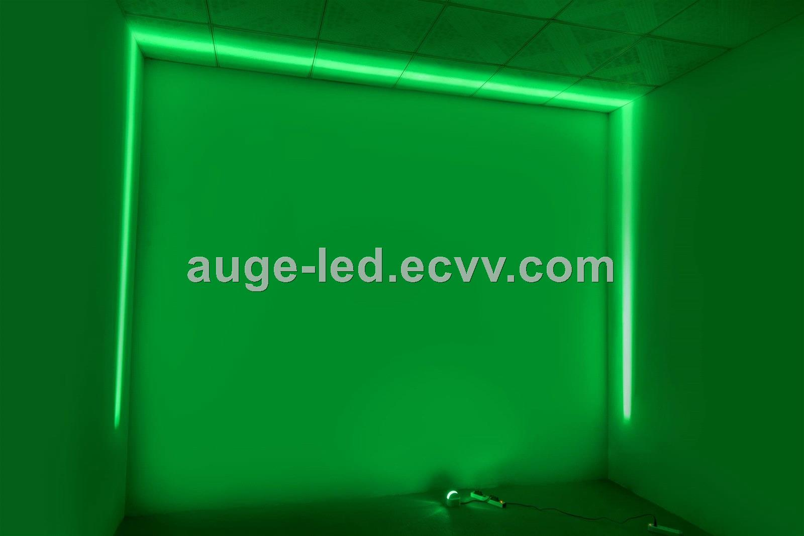 LED Window Lamp 5W9W BlueGreen 180deg IP65 LED Windowsill Decorative Lamp for Architectural Lighting Outdoor Outline
