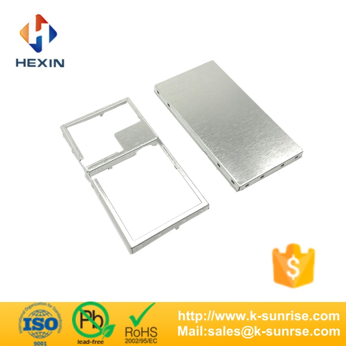 metal stamping parts for TV tuner connector and shield