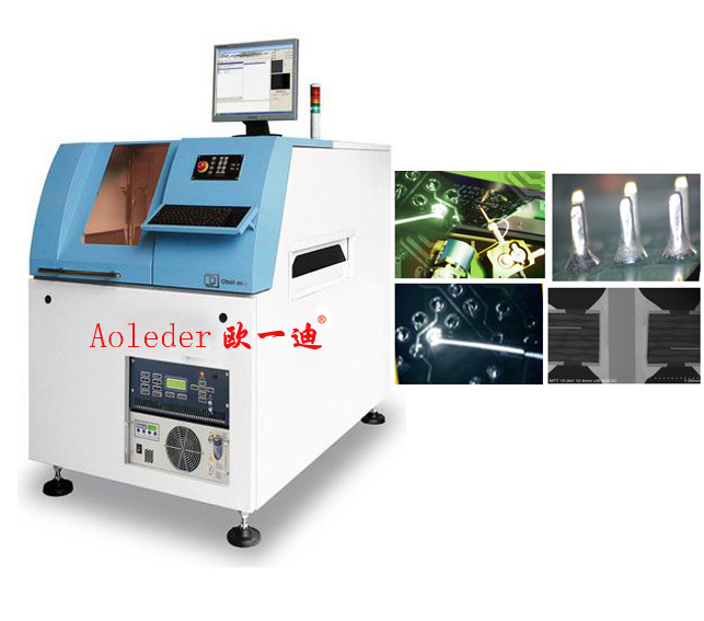 CCD Identification Positionin Selective Laser Soldering Machine for Soldering Tin WireCWLSW
