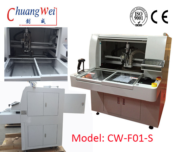 KAVO Spindle PCB Router MachinePCB Separated Equipment