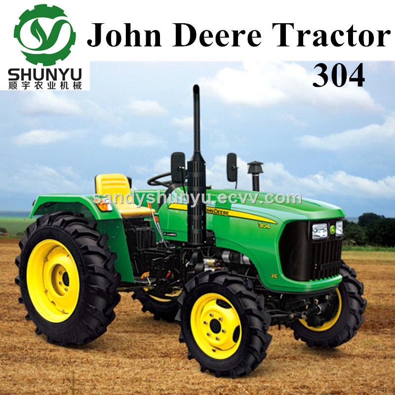 John Deere 30hp 4wd tractor price