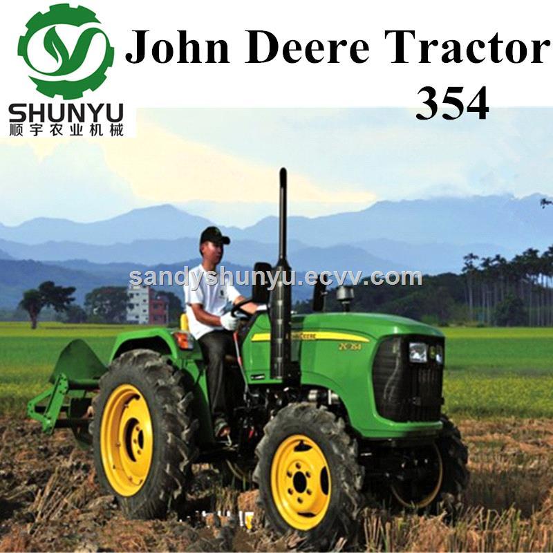 John Deere 35hp 4wd tractor for sale