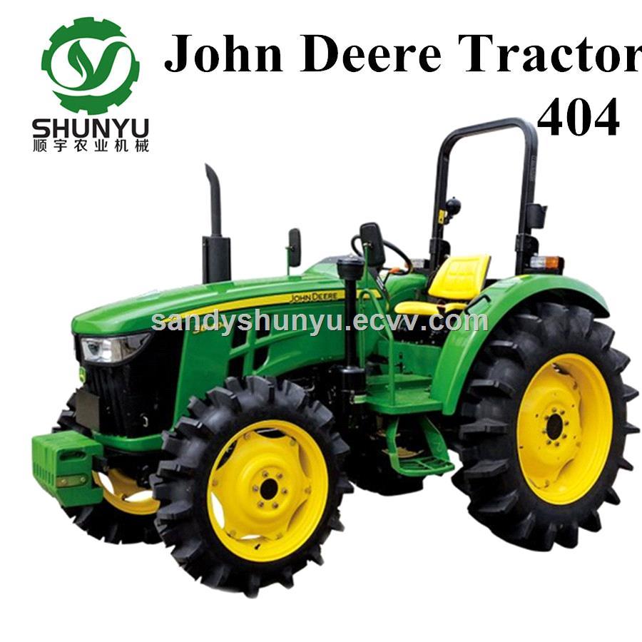 John Deere 404 40hp 4wd Tractor prices