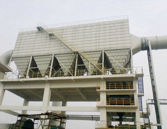 Long Bag Pulse Dust Collector Price