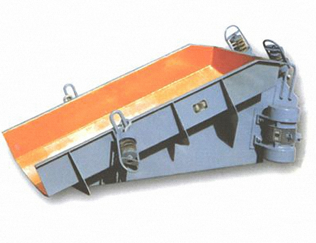 New series apron feeder for coal industrychemical industry