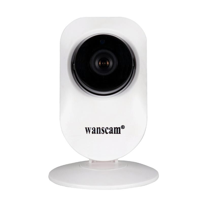 Indoor Card Style Wireless IP Camera