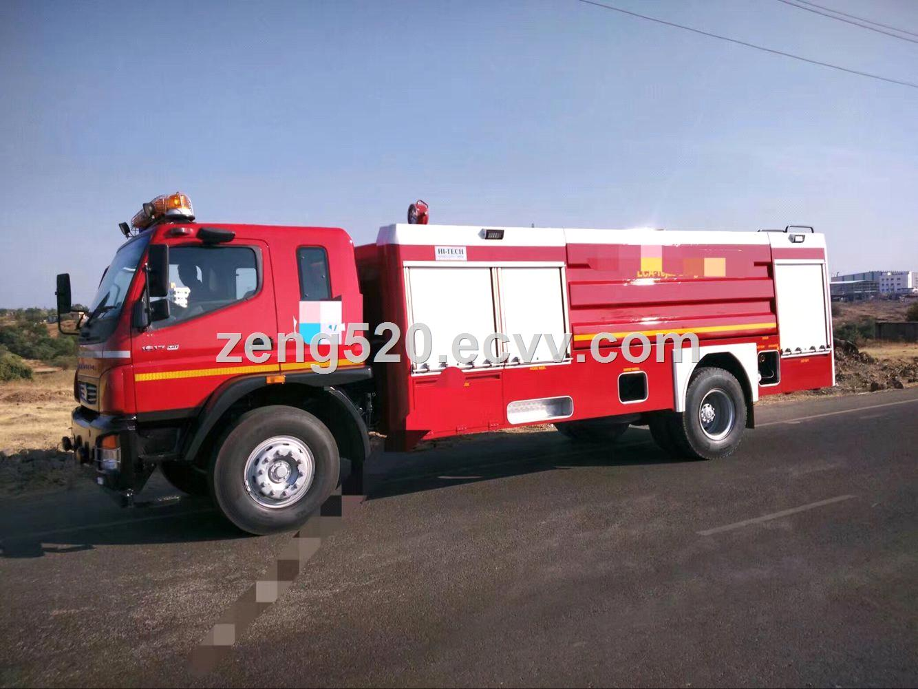 FireFighting Truck Aluminum Roller ShutterRoll up Door