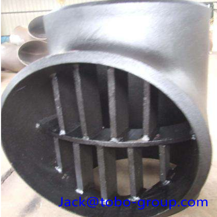 Buttwelding Barred stainless steel Tee 21 ASTM A403A403M WP304LN ASME B169