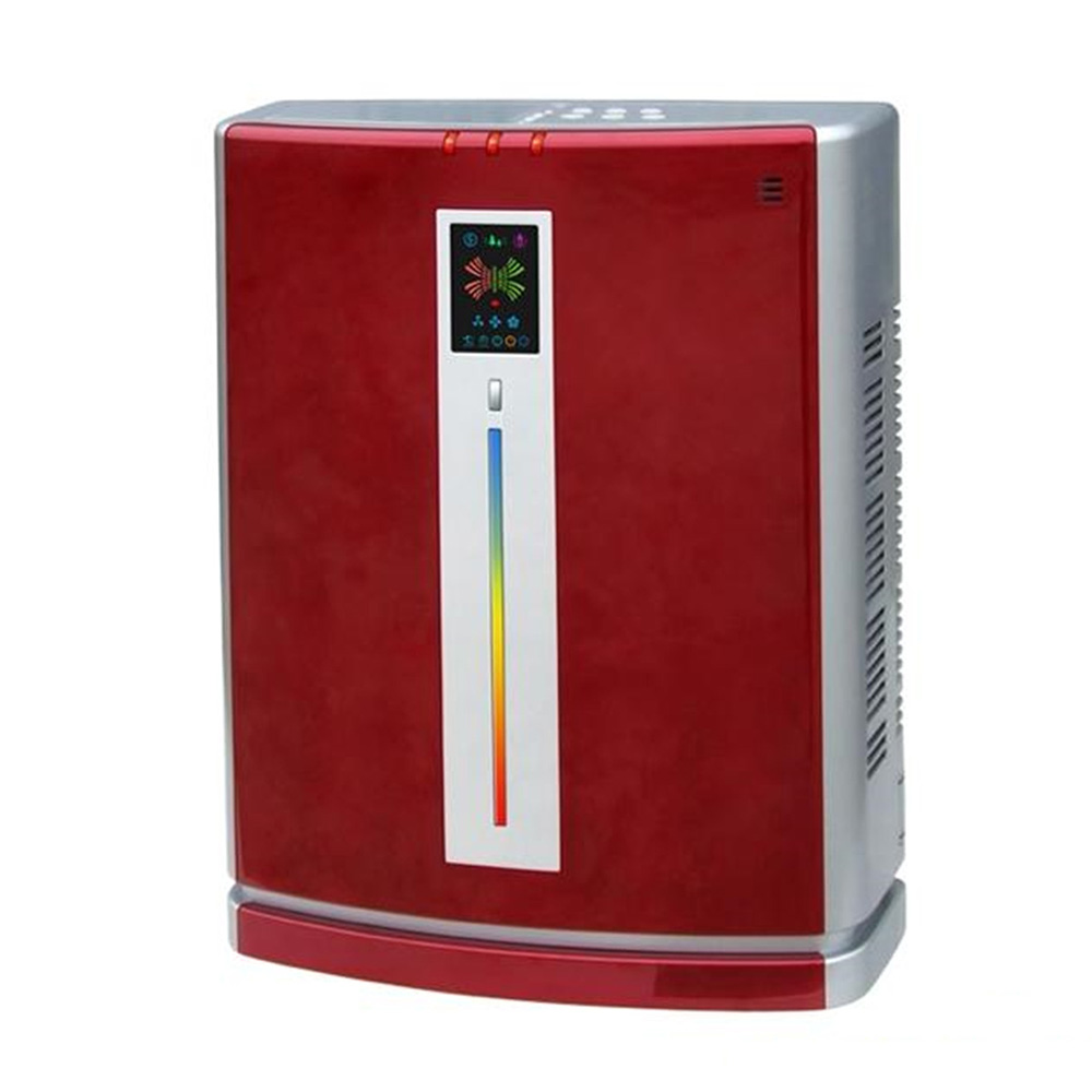 Baren 7 stages purification ionizer ozone air purifier with odor sensor