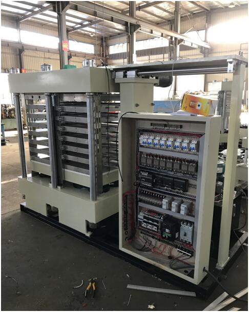 CNJAU5200A materials auto transfer Laminator