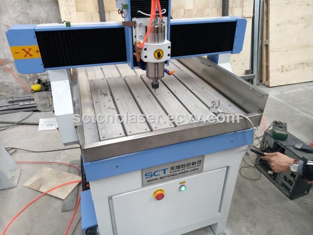 Cheap cnc milling machine 6090 CNC router Engraving aluminium working Machine