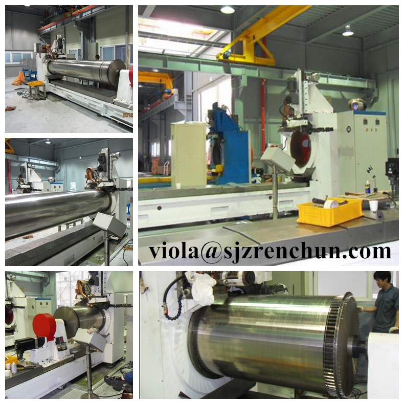 Made in China Wedge Wire Screen Welding Machine in Water Treatment