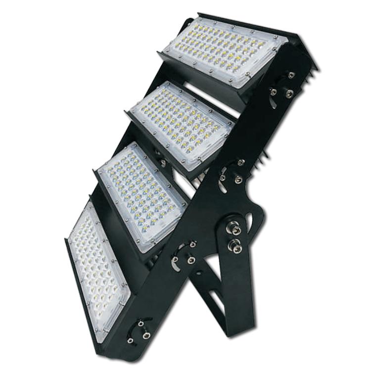 Modular rotatable led tunnel light 100w 150w 200w 240w