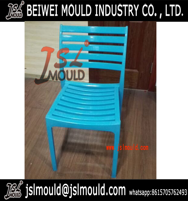 Injection Plastic Armless Chair Mold