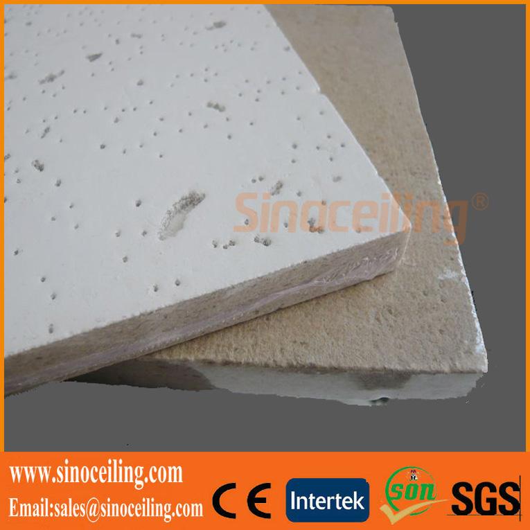 mineral fiber board mineral wool ceiling