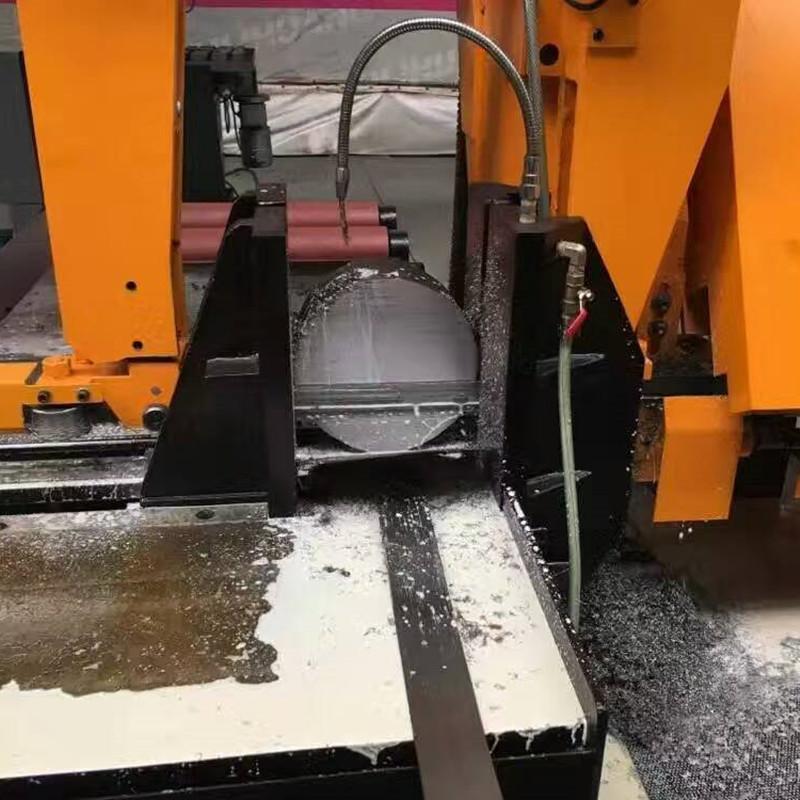 Band sawing solid steel bar cutting M42 material full teeth type Bi metal band saw blade