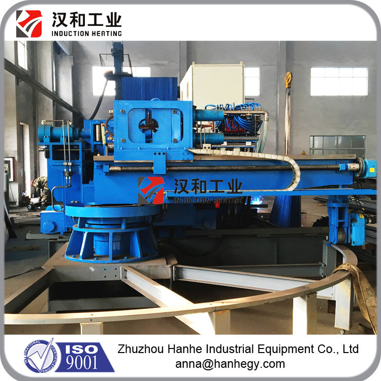 CNC Automatic Hydraulic Induction Heating Pipe Bending Machine Manufacturer