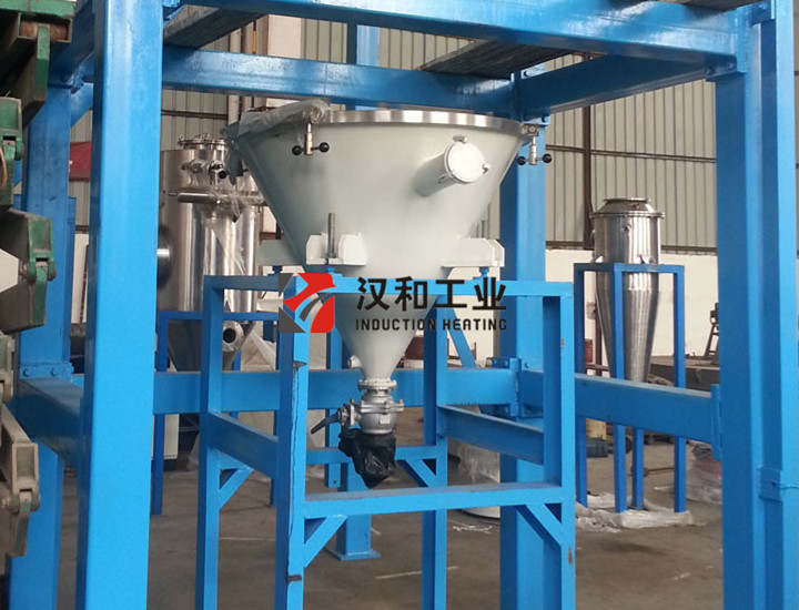 Vacuum Gas Atomization Equipment for Producing Spherical Metal Powders