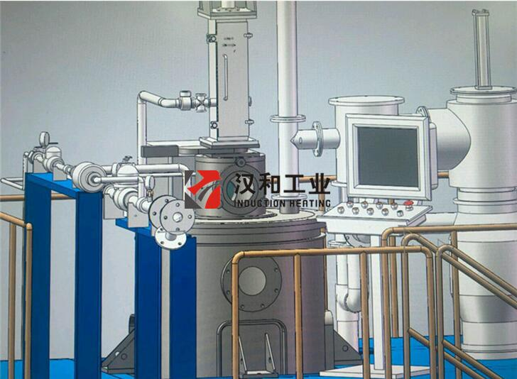 Electrode Induction Melting Gas Atomization Equipment for Metal Powders