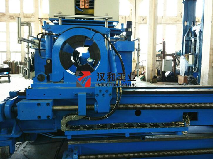 Single Control Axle CNC Induction Pipe Bending Machine