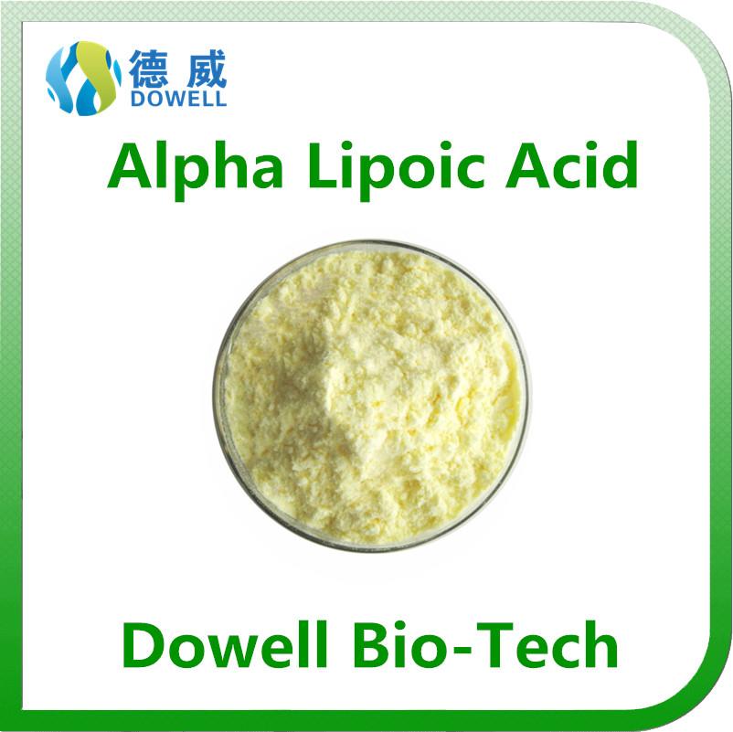 Pharmaceutical raw materials Alpha Lipoic Acid