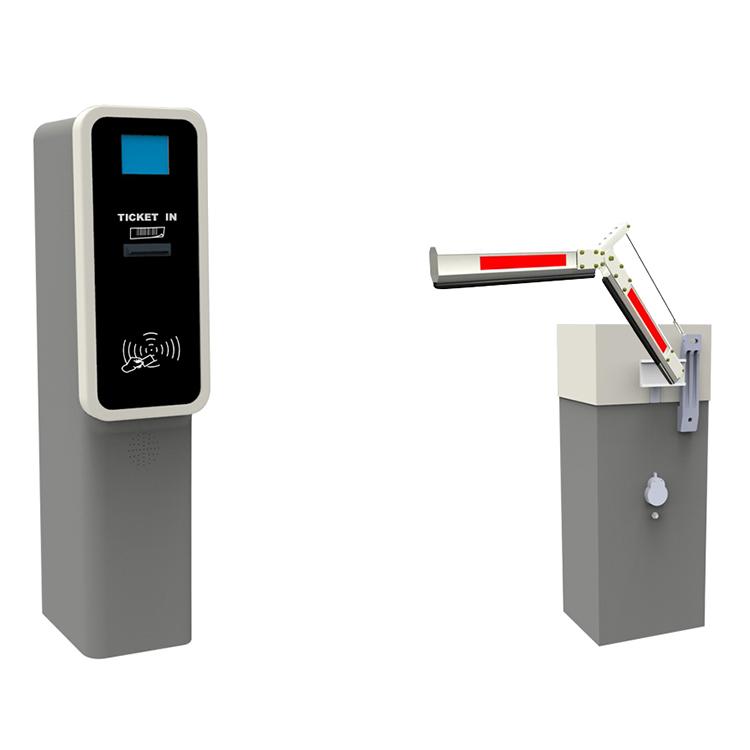 ticket validator for parking exit system