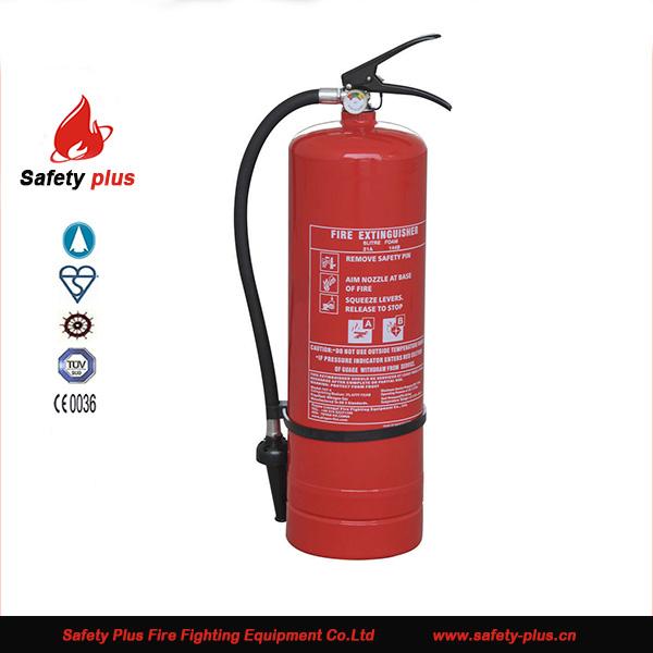 Portable 6L foam fire extingisher
