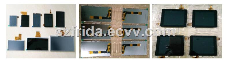 30 Inch TFT LCD Module ScreenDisplay 240 400 resolution for driver IC ILI9327