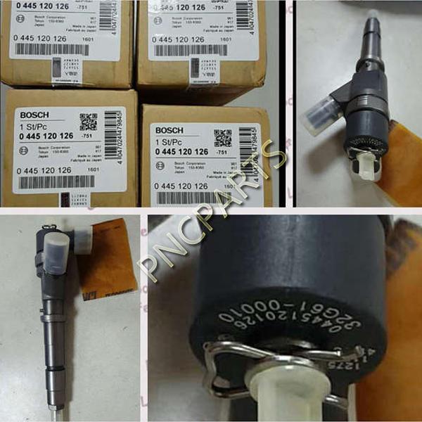 SK1408 SK1358 0445 120 126 DEUTZ DO4FR VA32G6100010 Bosch Common Rail Injector