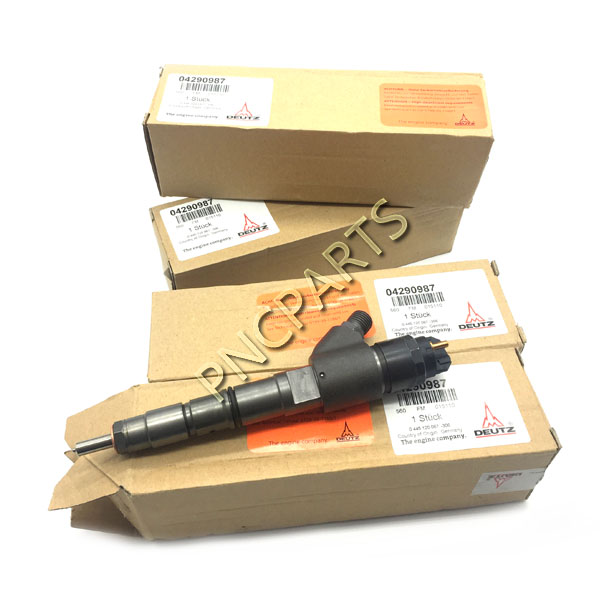 Volvo EC210 0445 120 067 Deutz D6D Fuel Injector 04290987