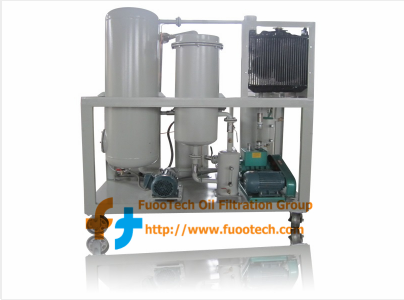 Series HOC Hydraulic Oil Cleaning Filtration System