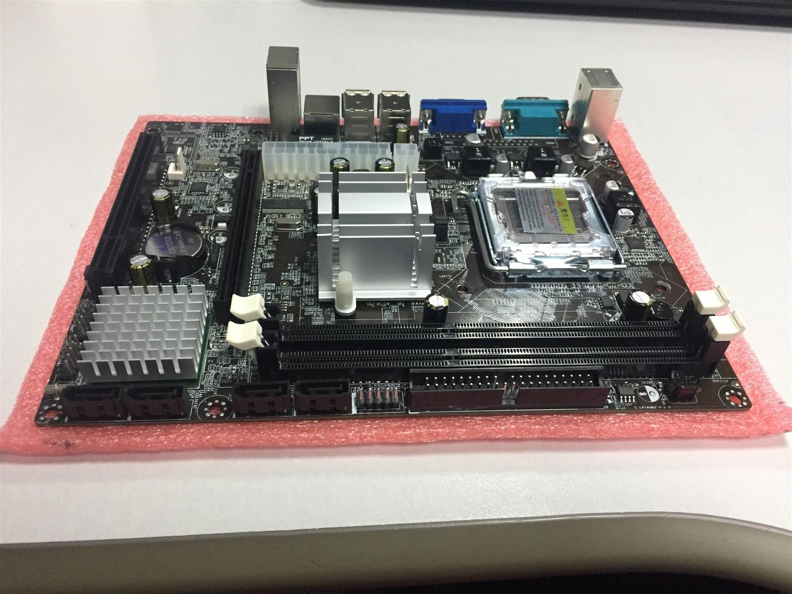 DG41AGB 3V01 Hot Selling G41 Socket 775 Ddr3 PC Motherboard