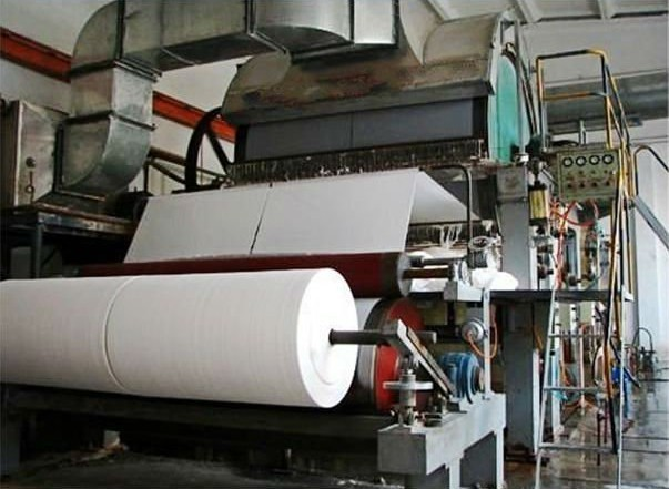fourdrinier multidryer paper manufacturing machine 2400 culture writing and a4 printing paper making machine best