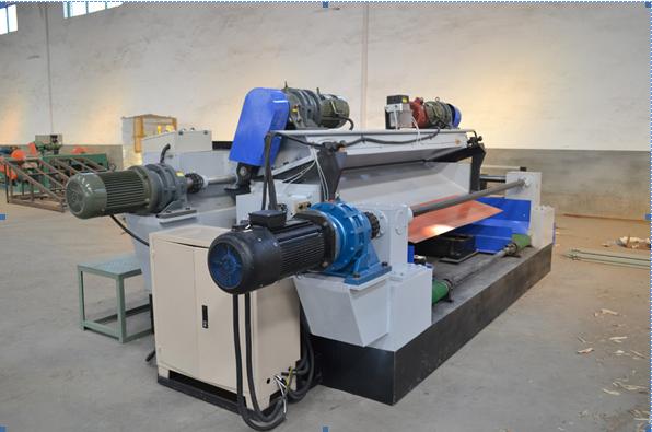 0110mm Face Veneer Peeling Machine