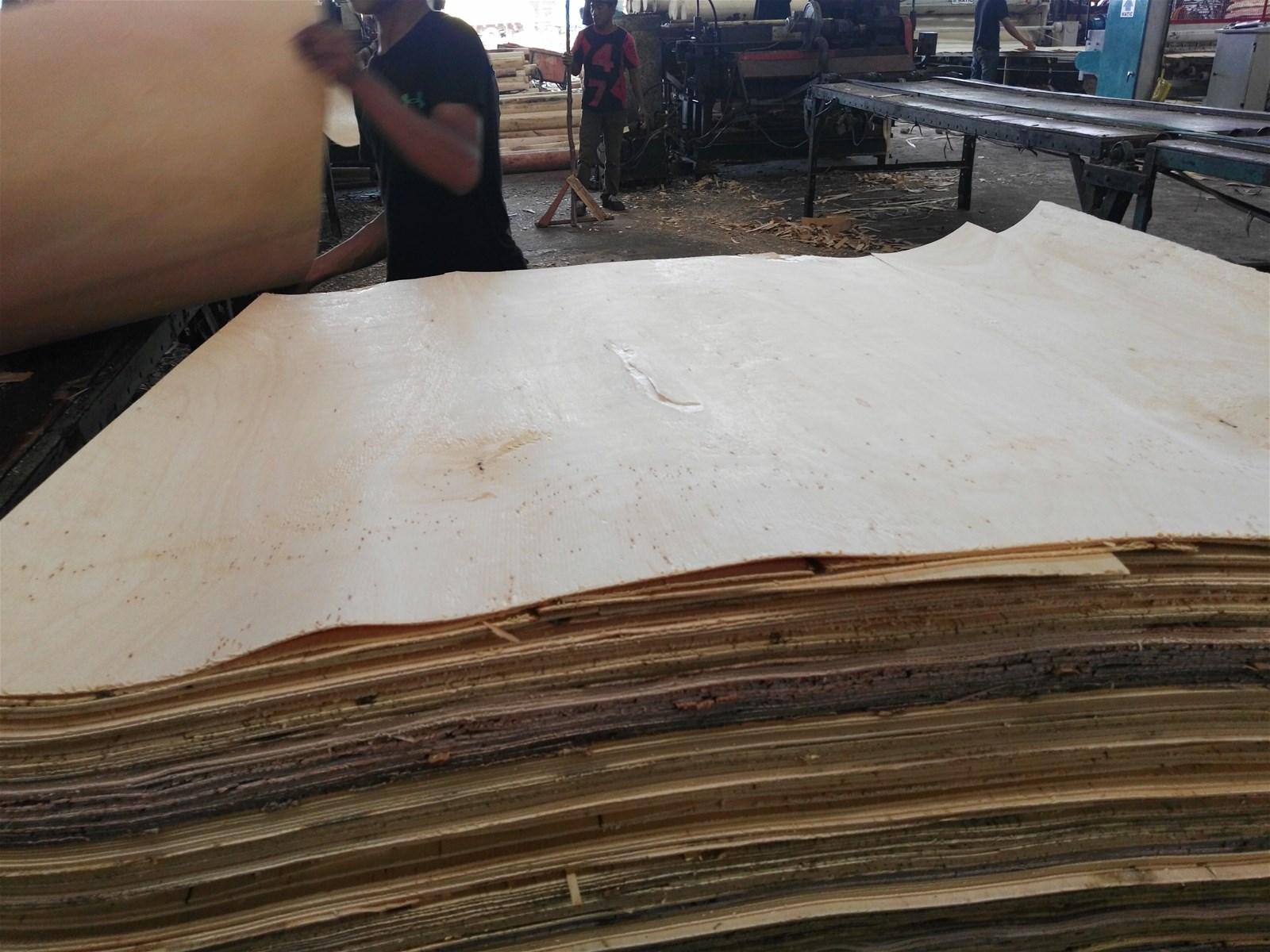 4 Feet Log Veneer Peeling Machine