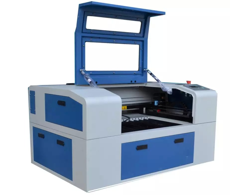 Co2 laser cutting and engraving machine Reci 90W