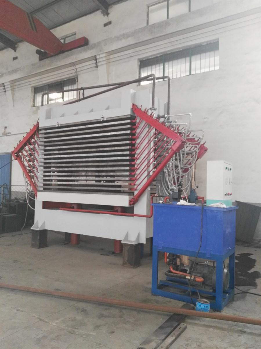 Plywood Drying Machine Veneer Dryer Core Dryer