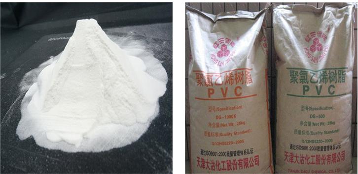 China PVC resin DG1000S Tianjin Dagu Chemical Polyvinyl chloride