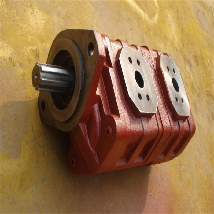 JHP20802032 Hydraulic Gear Pump For Wheel LoaderJHP Series Hydraulic Pump