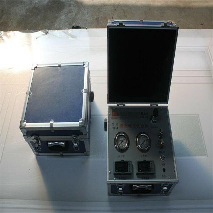 Portable Hydraulic Pump and Motor TesterDigital Hydraulic System Testing Equipment