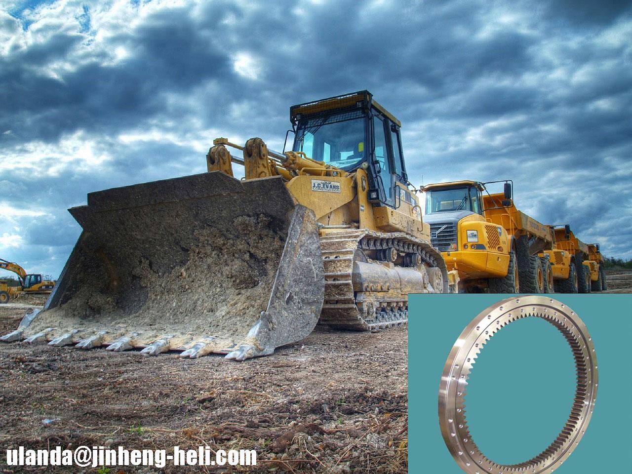 Hitachi excavator EX605 slewing bearing ring 01330500