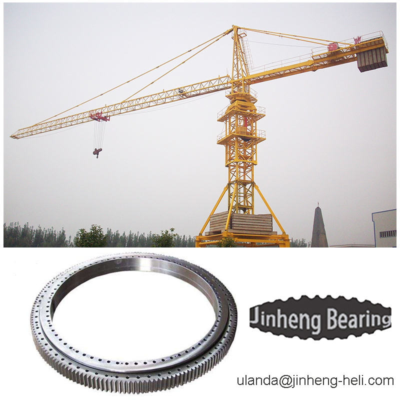 Kadano TL8E Crane Slewing Bearing Ring External Gear