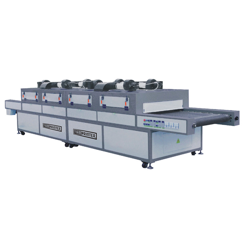 High Quality Industrial sheet infrared dryer tunnel conveyor oven